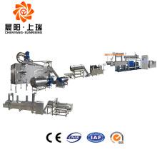 Автоматическая машина для производства закусок на гранулах из нержавеющей стали