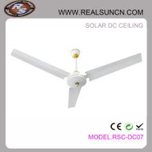 12V 48inch Solar DC Ventilador de teto Fábrica de venda directa