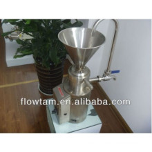 grind colloid mill machine with stainless steel hopper