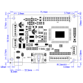 HDMI-Signaleingang LCD-Controller für LVDS TFT-LCD