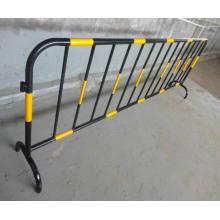 Barricades à commande multiple, clôture portative, barrière de circulation barrière temporaire Barricade