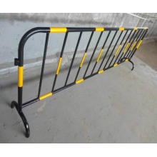 Crowed Control Barricades, Portable Fence, Traffic Barrier Temporary Fence Barricade