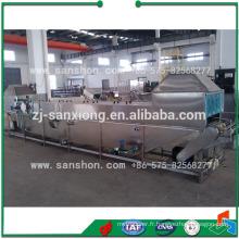 Équipement de stérilisation de légumes à la Chine