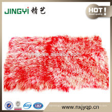 Wholesale High Quality Tibetan Mongolian Fur plates