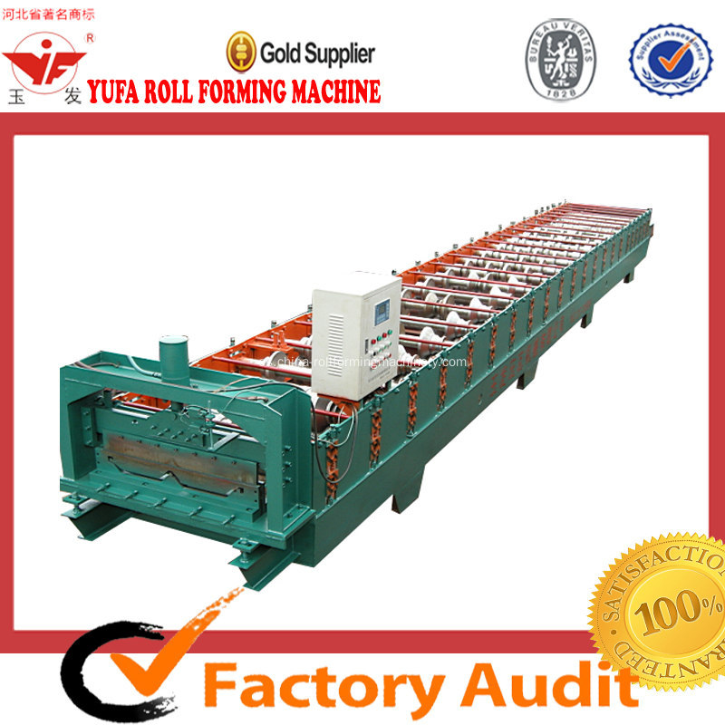 760 Arch roof roof forming machine