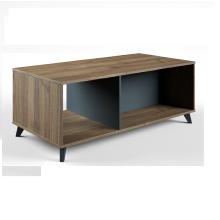 classic design wooden material tea tables