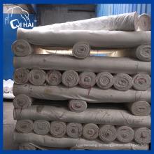 Branco rolo de tecido de camurça de microfibra (qhad39866)