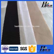 Polyester/cotton dyeing herringbone pocket fabric for pants