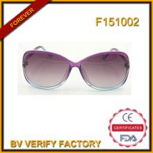 F151002 Пластиковый материал солнцезащитные очки