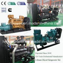 Generador diesel de la autorización del motor 500kw CUMMINS