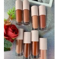 maquillaje brillo de labios Vegan nude Private Label Lipstick