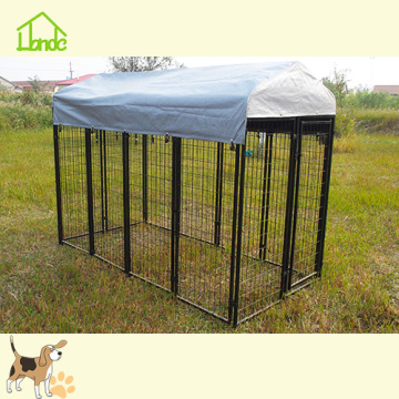 Square Tube Large Outdoor Pet Dog Kennel Jaulas