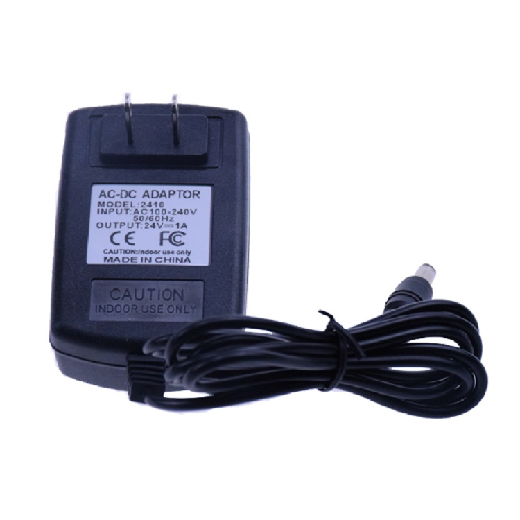 24v 1a ac dc adapter