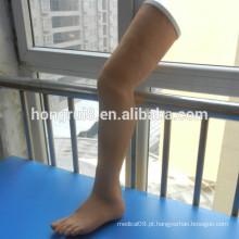 Modelo de perna de treino Realistic Suturing ISO, modelos de sutura cirúrgica