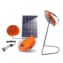 Солнечная USB светодиодная студент лампа для чтения Лампа