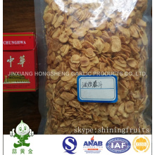 Oiled Garlic Flakes Packing in 500gram Small Packing