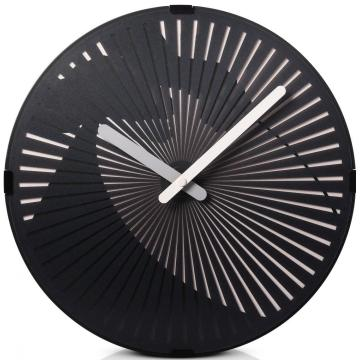 Reloj de pared en movimiento- Drumming 1