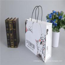 Gift Custom Printed Kraft Shopping Paper Bag Wholesale Cheap Price