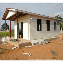 Structural Steel Modular House for Construction Site