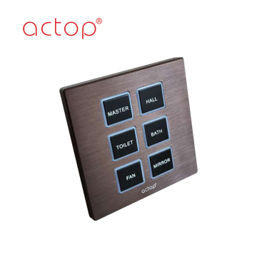 Automation Wall hotel Smart Switch