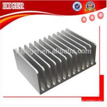 6061 T6 extruded aluminum heatsink