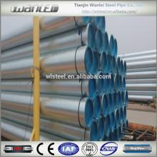 Tubo de acero galvanizado de 300 mm de diámetro