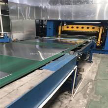 Hoja fina de aluminio de alta resistencia de 0,15 mm para uso industrial
