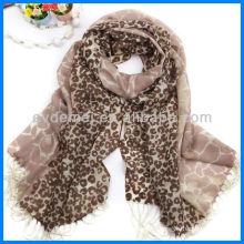 Winter lady fashion wool scarf