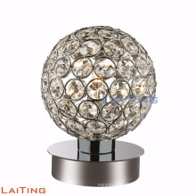 Lampe de bureau en cristal moderne lampe de table goble pas cher 12222