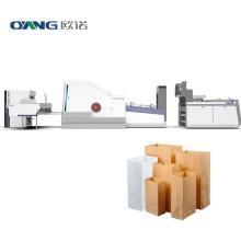 High Speed Paper Bag Machine Fully Automatic Kraft Paper Shopping Bag Making Machine