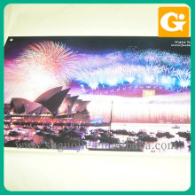 custom Digital print decorative Photo Display Boards For Offices