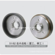 Internal Gear Wheel Ring Assembly for Machine