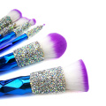 6PC Diamant Make-up Pinsel Sammlung