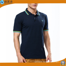 Wholesale Men Stretch Polo Shirts Cotton Plain Polo Shirts