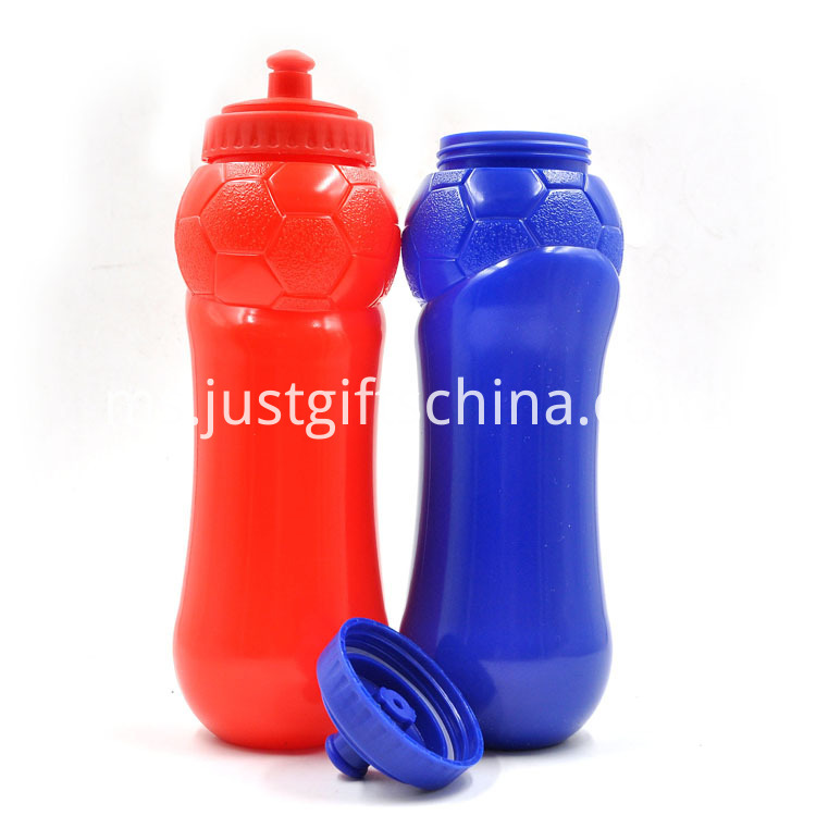 Promotional Football Shaped Water Bottles