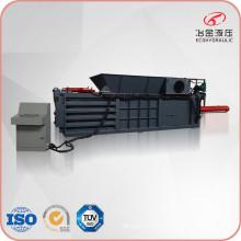 Hydraulic Waste Paper Cardboard Plastic Straw Compactor