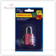 Resettable Security Code Lock with 3 Digit