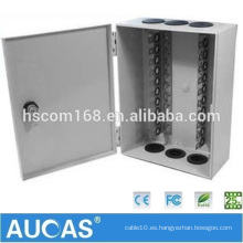China Proveedor PVC caliente IP66 ABS plástico DP caja impermeable teléfono distribución caja
