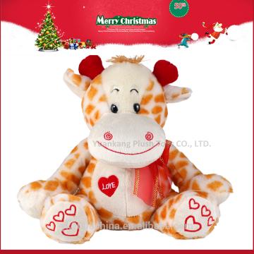 Cheap decorações de natal barato brinquedos de pelúcia de renas
