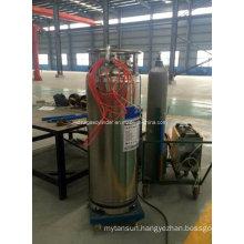 175L - 210L Dpl Cryogenic Welding Price Liquid Oxygen Dewar Cylinder