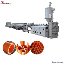 GOOD PRODUCTION OF MPP PIPE EXTRUSION LINE