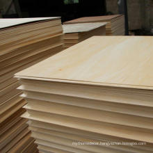 Laser Cutting basswood laminate 915*915*2-10mm multilayer plywood