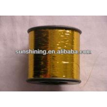 MH-Typ metallischen elastischen Garn Ployester Gewinde