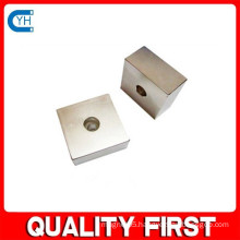 High Quality Manufacturer Supply Alnico Magnet With Hole