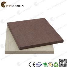 Wholesale Coowin Red Large Waterproof WPC Fence Panel