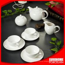 juego de té de café porcelana de stock por mayor de china de buena calidad