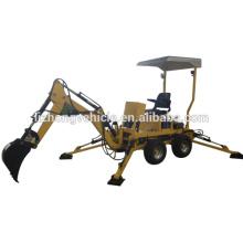 China wholesale retroescavadeira carregadeiras, retroescavadeira trator de escavar,