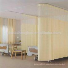 Rideau de cabine jetable pour hôpitaux de qualité supérieure