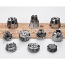Алюминиевое снабжение жилищем Сид заливки формы радиатора