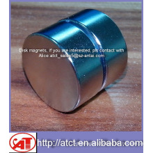 Perfect Nickel coating disc magnets